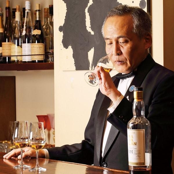 Bar K6 バーテンダー 西田稔氏