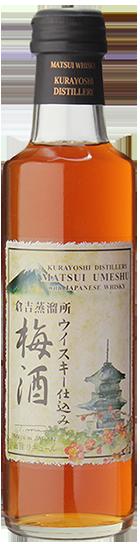 マツイ梅酒〜ウイスキー仕込み〜