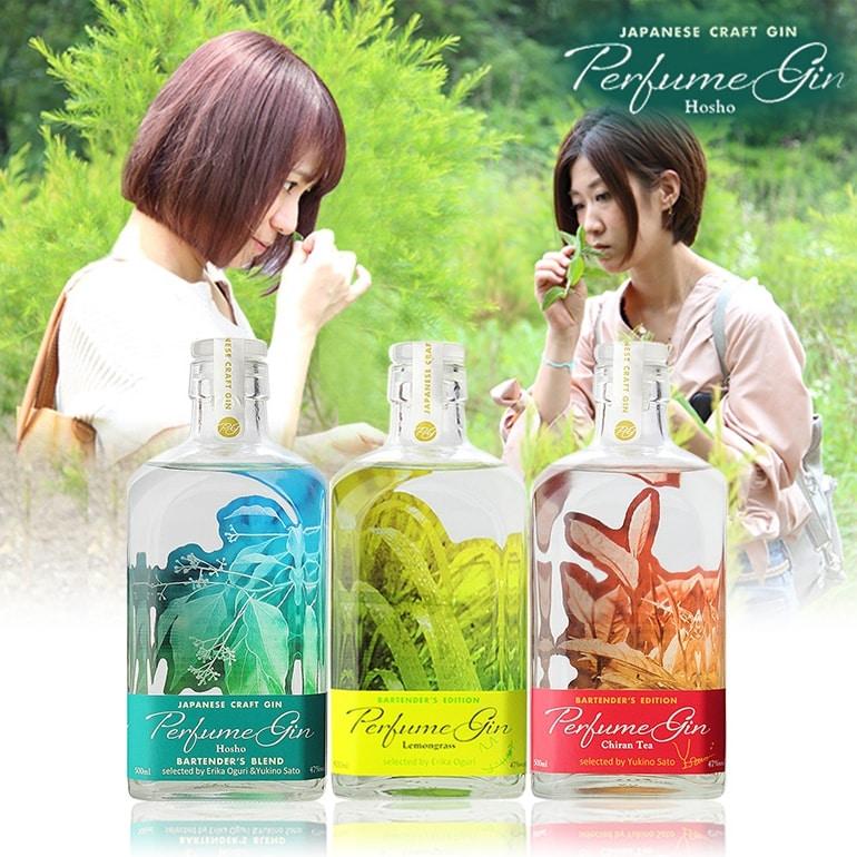 Perfume Gin