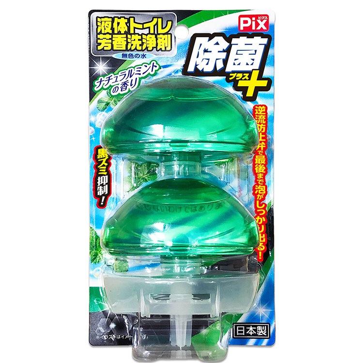 Pix液体トイレ芳香洗浄剤(ミントの香り)