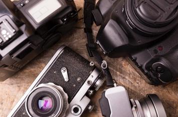 Bluetooth対応カメラ
