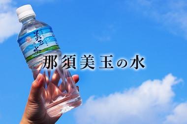 那須美玉の水