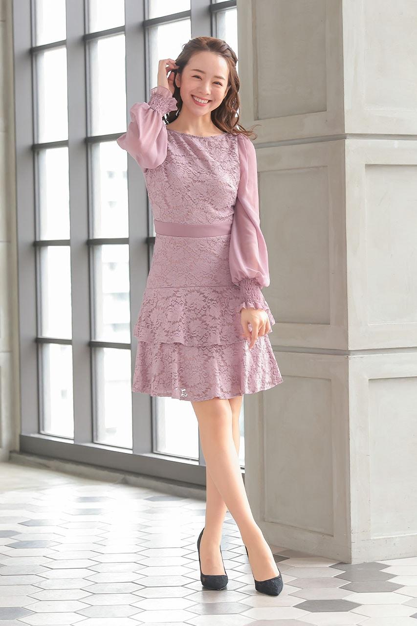 デートにおすすめのドレス