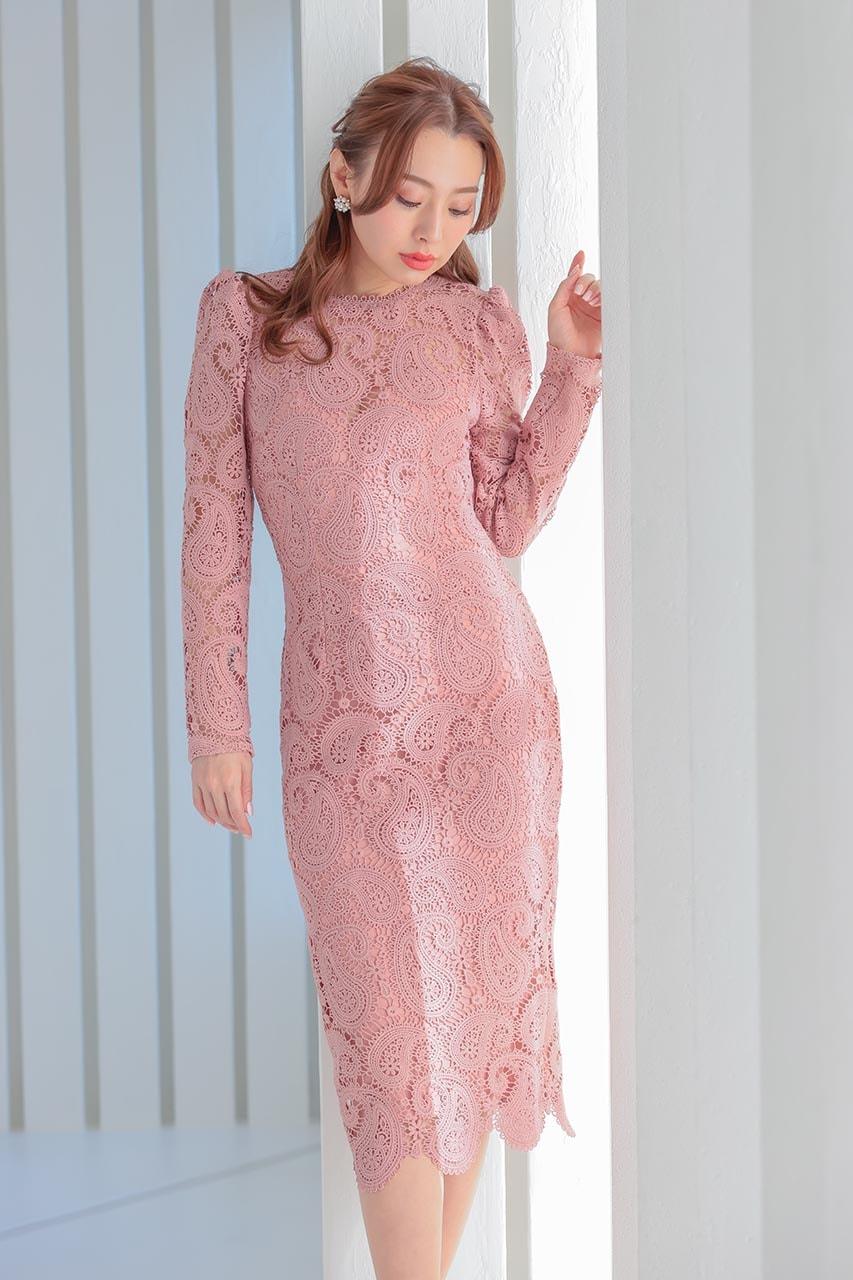 30代後半に人気のドレス