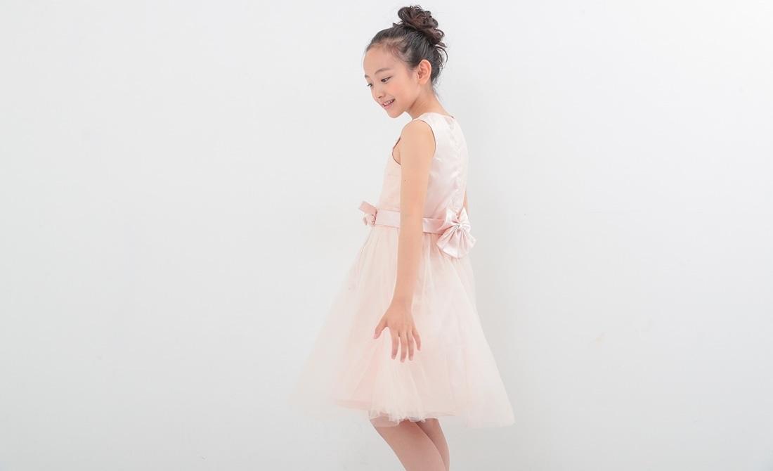 結婚式に参列する子供におすすめのドレス