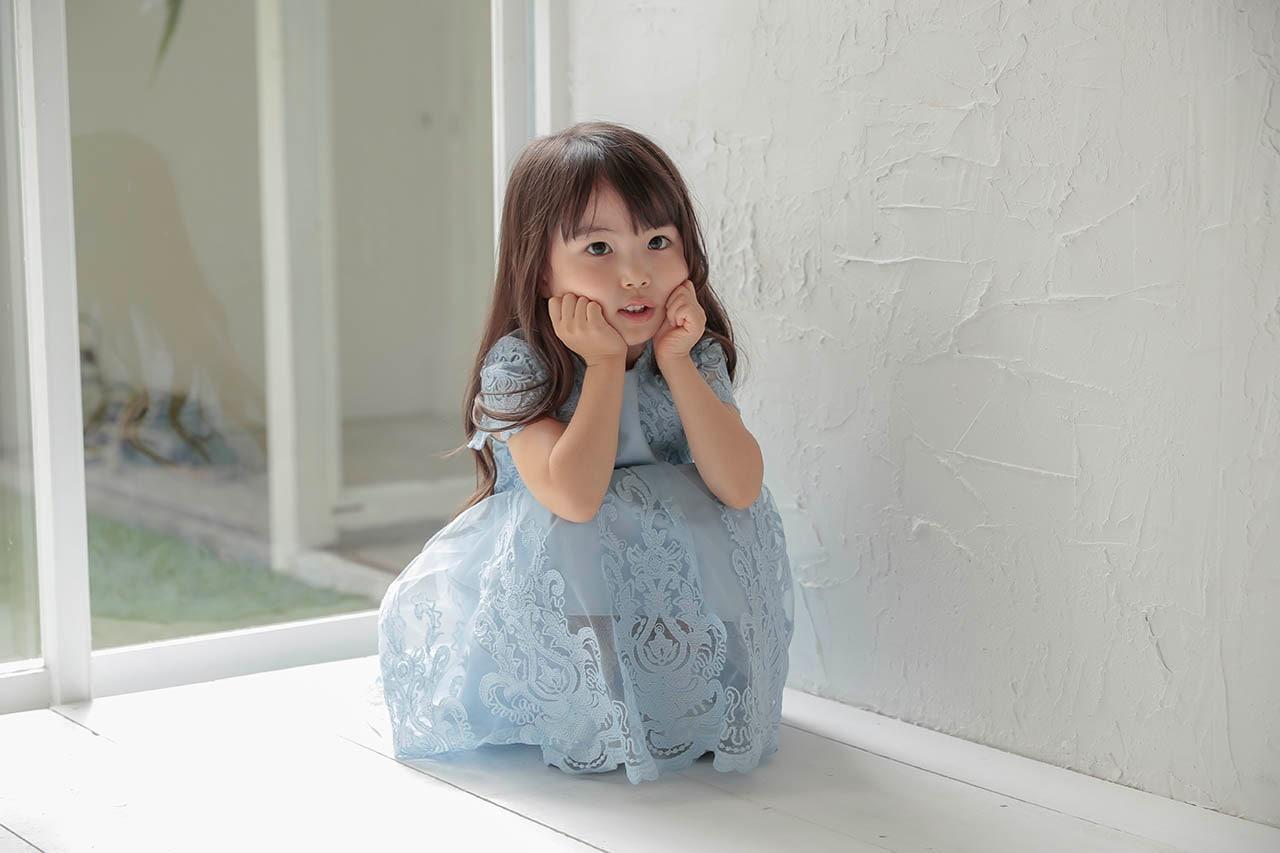 人気のキッズドレスが3歳サイズを追加し再入荷