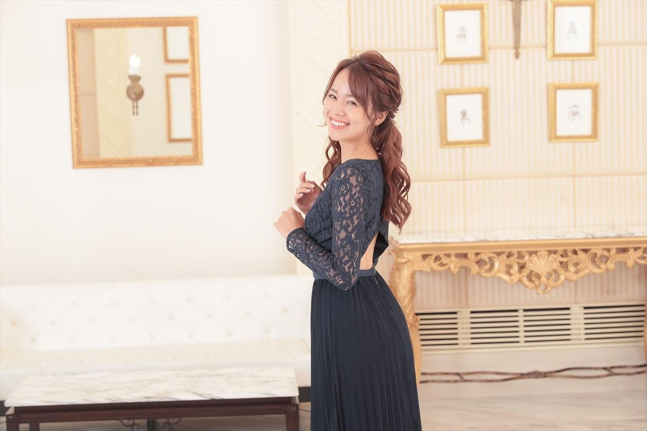 冬場の結婚式二次会におすすめのドレス