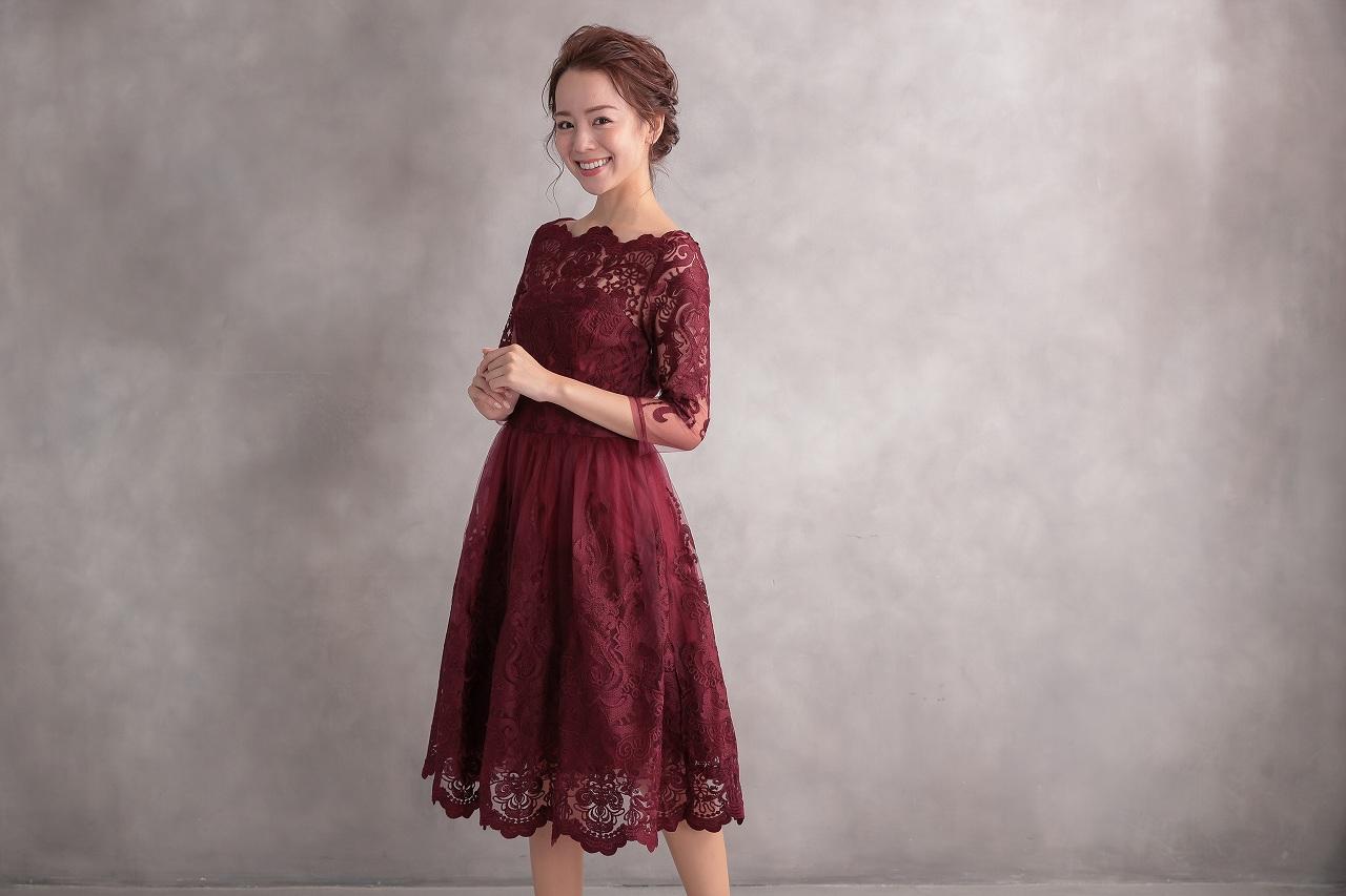 冬場の結婚式におすすめのドレスの素材