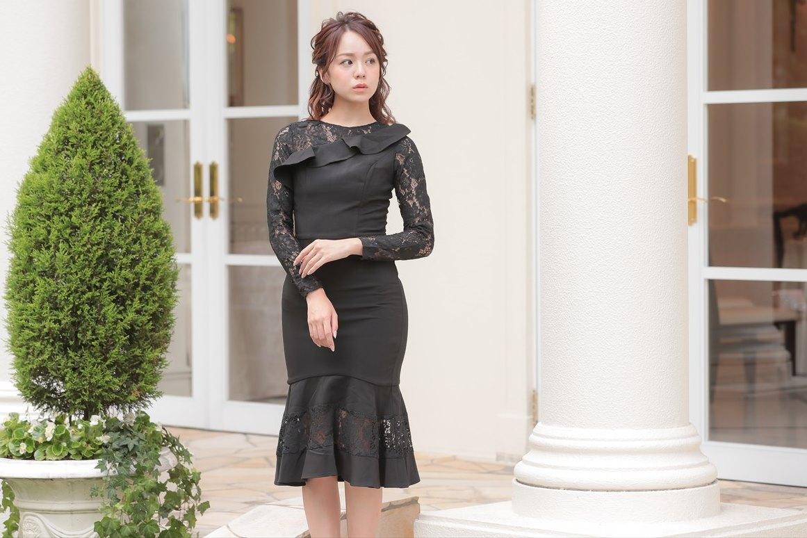 30代におすすめの同窓会ドレス3