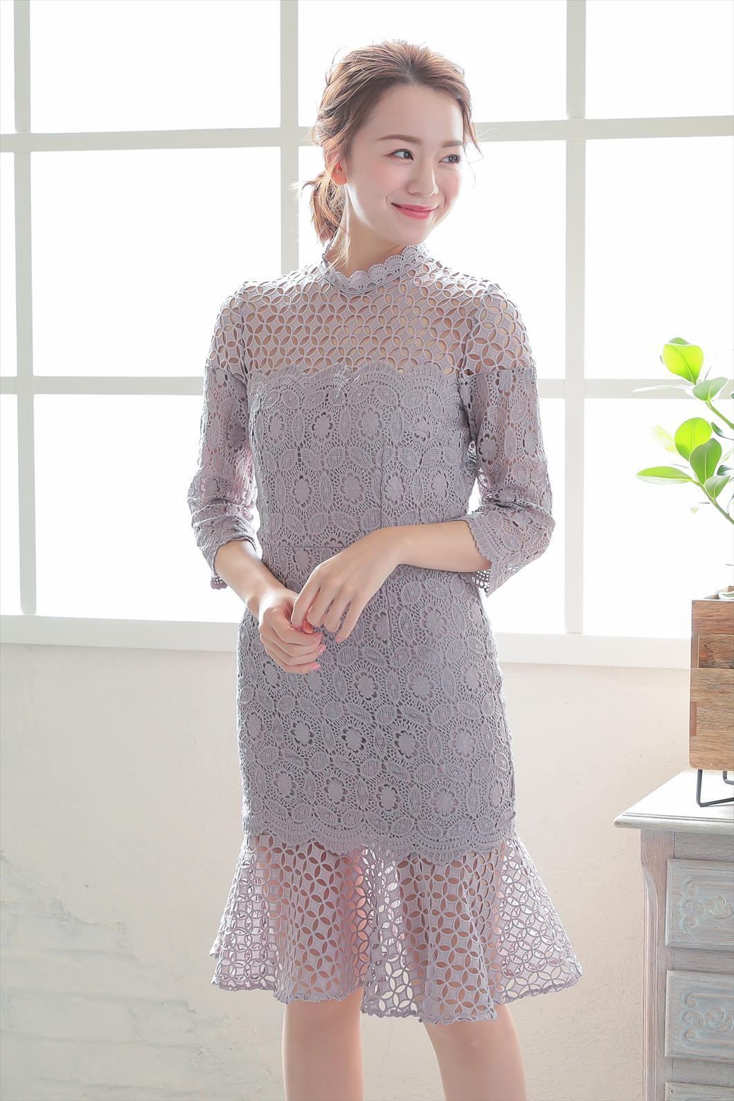 低身長さんにおすすめのドレス