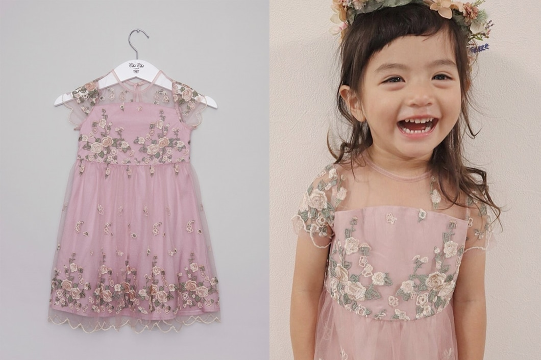七五三におすすめの可愛いドレス