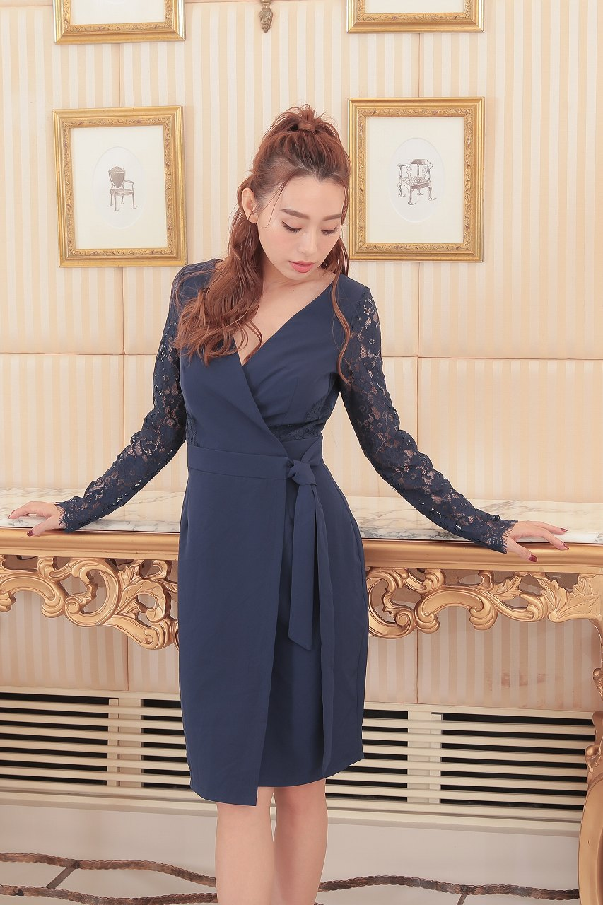 低身長でぽっちゃりの方におすすめのドレス