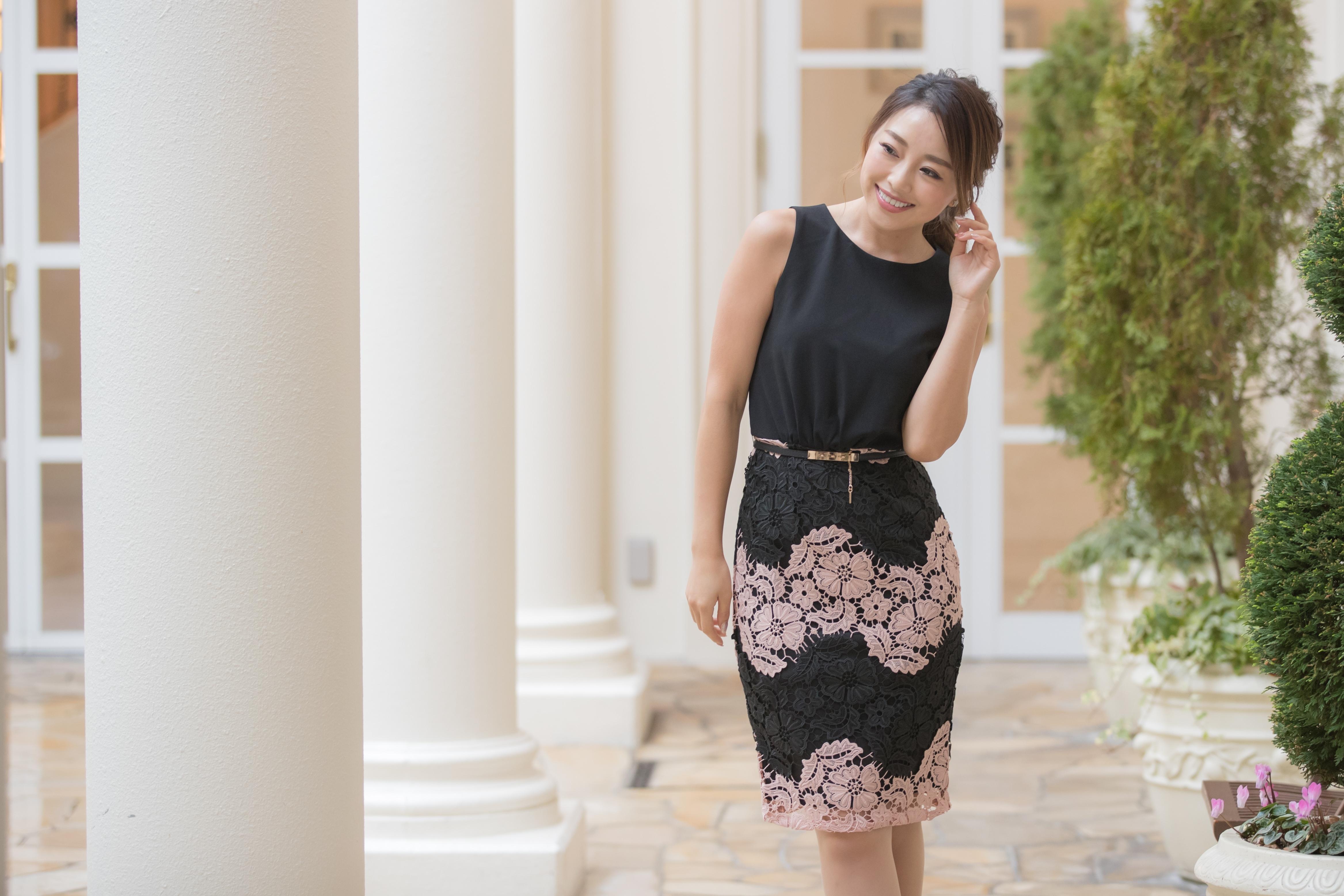 体系別ドレス選びくびれを作るドレスがおすすめ