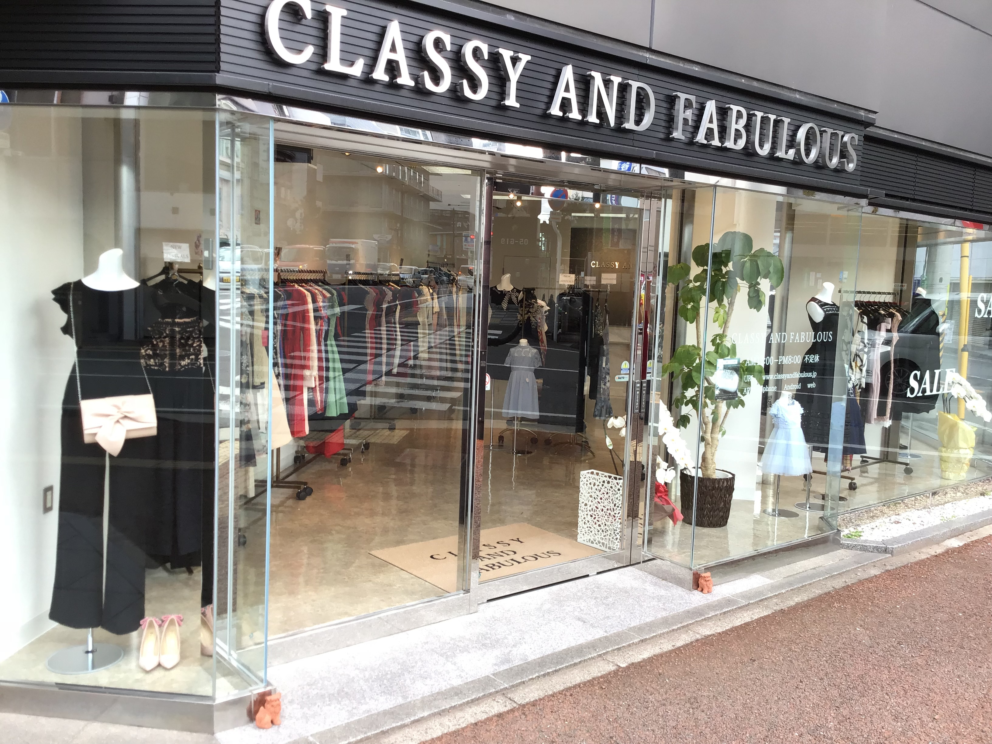CLASSY AND FABULOUS和歌山店