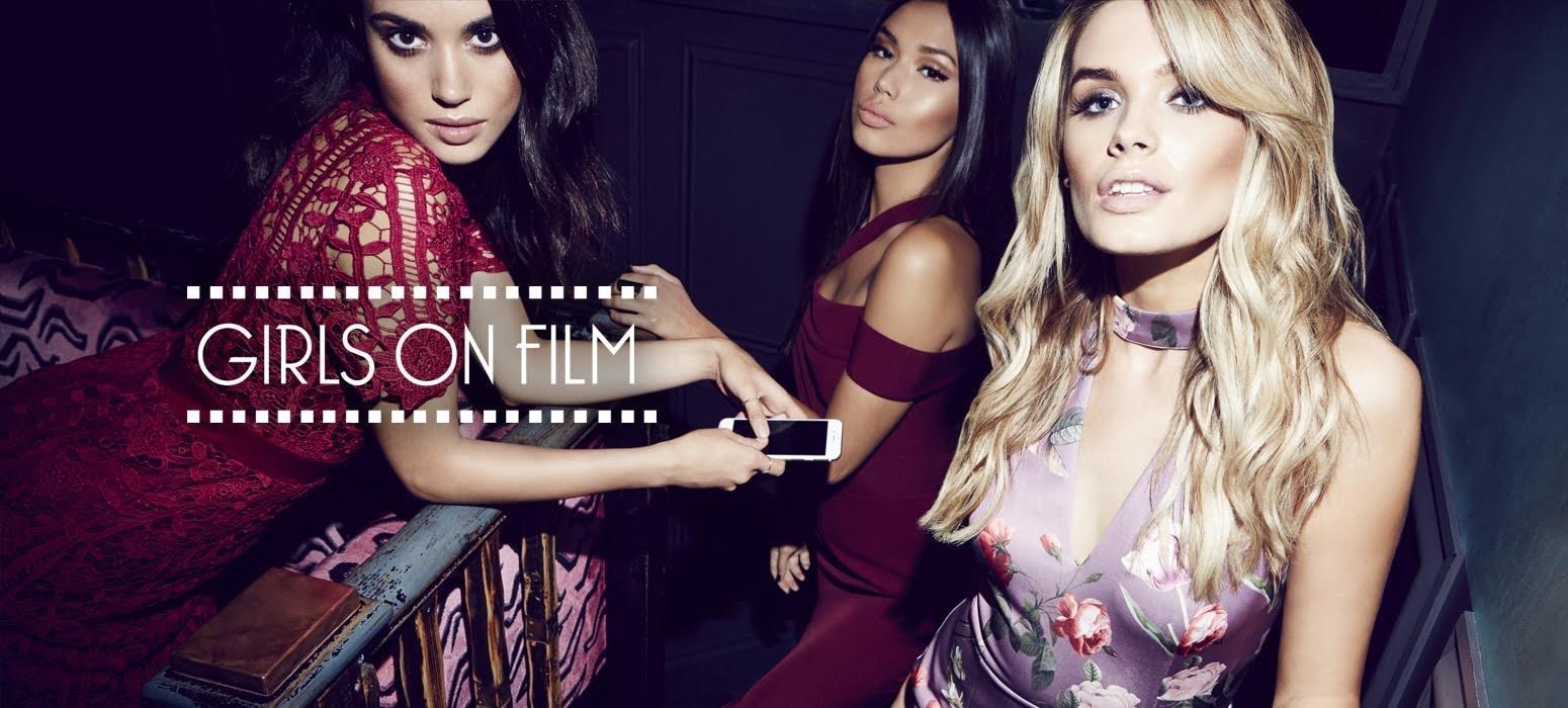 Little Mistress girls on Film 2018SS
