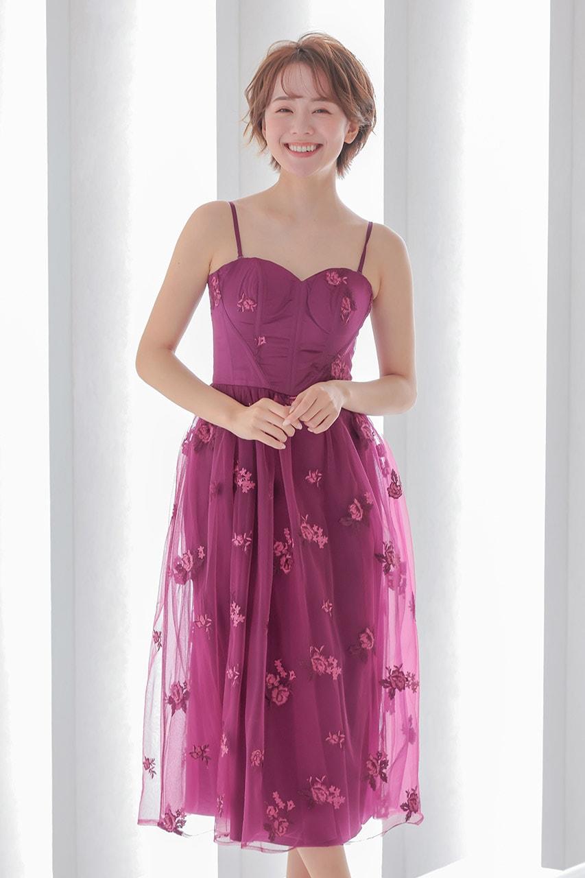 チチロンドンのおすすめ新作ドレス1