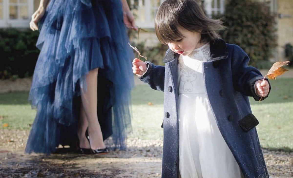 結婚式に子供は何歳から連れて行っていい