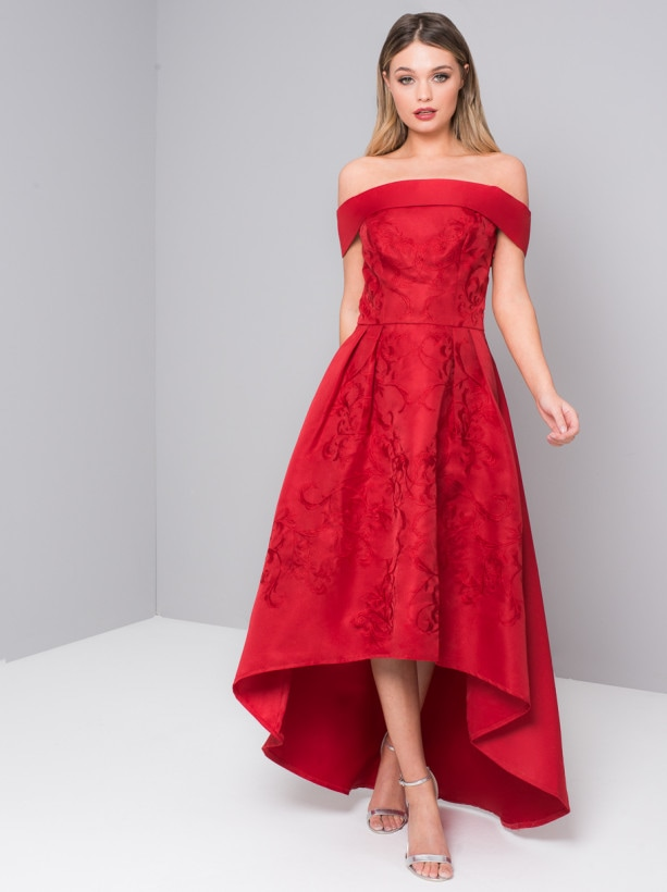 Aライン ブライズメイドドレス