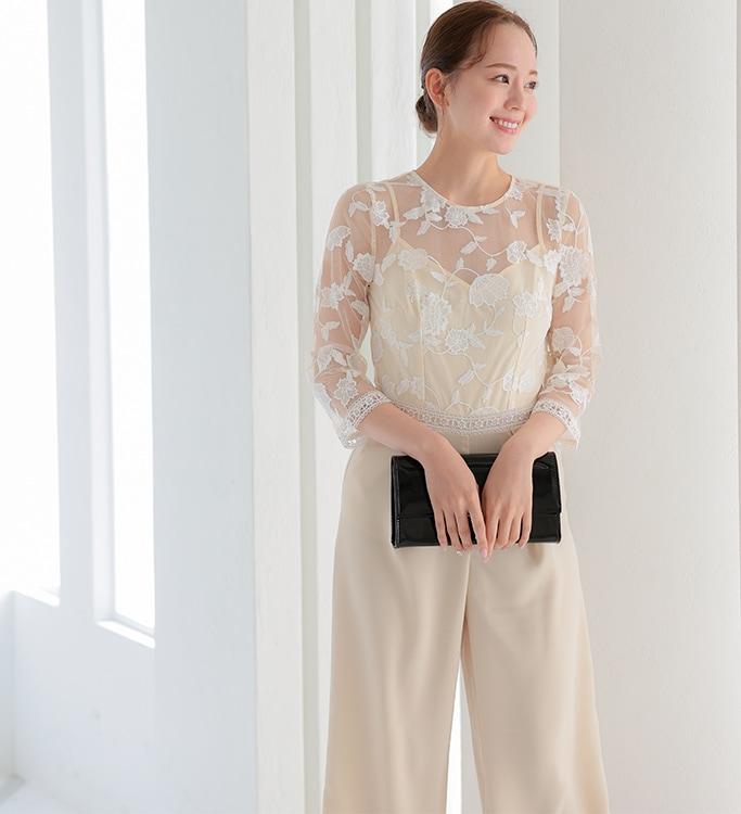 結婚式や二次会におすすめの新作ドレス