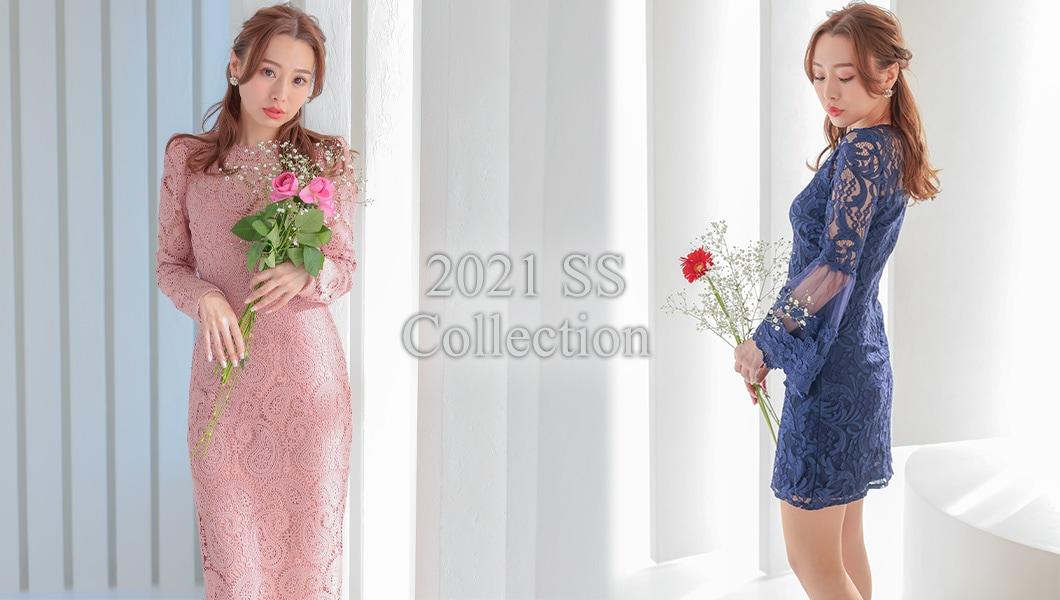 今すぐ着たいワンピースやドレス、春夏ドレスコレクション