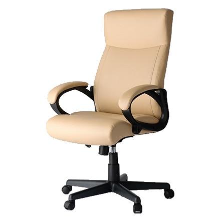 エグゼクティブチェア 社長椅子 オフィスチェア ハイバックチェア パソコンチェア レザー おしゃれ 肘付き ロッキング VSS-101P