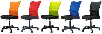 オフィスチェア メッシュチェア 肘なし 椅子 パソコンチェア デスクチェア オフィスチェア メッシュ コンパクト 会社 椅子 事務椅子 イス ハンター肘なし VMC-29