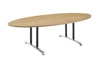 ミーティングテーブル 楕円型(タマゴ型)