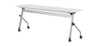 フォールディングテーブル 幕板なし