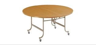 フライトテーブル 丸型