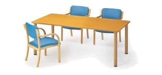 介護・福祉施設用テーブル