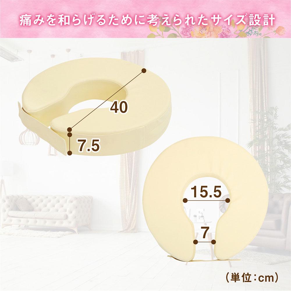 直径40×高さ7.5cm