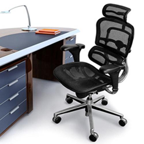 長時間のオフィスワークに最適なエルゴノミクスチェア