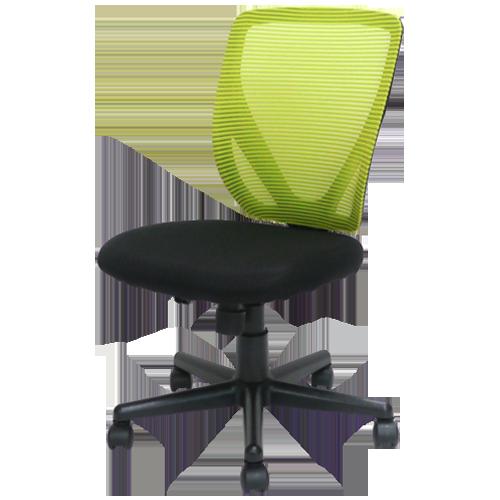 オフィスで最も利用されるメッシュチェア