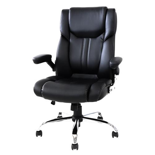 高級感のある革張りオフィスチェアは会議室や応接、社長室などにも人気があります。