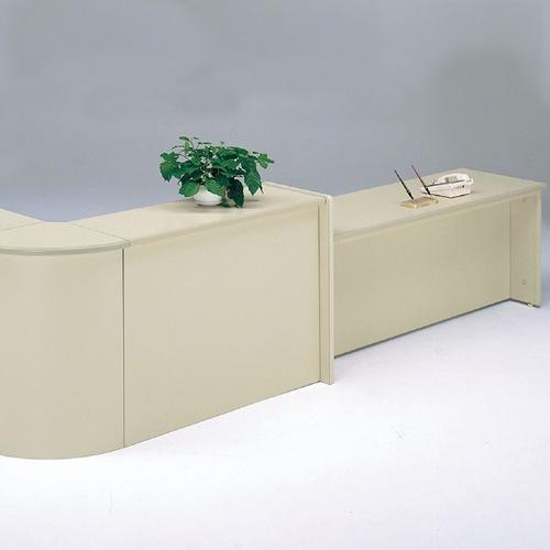 オフィス家具通販のルキット1番人気のオフィスのエントランスや受付などに最適な激安人気ローカウンター
