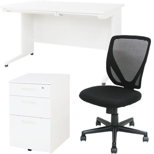 事務机と事務用椅子のお得なセットをオフィス家具通販のルキットが厳選
