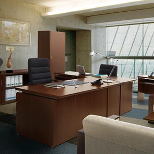 役員用家具でありながらナチュラルカラーで明るさのあるおしゃれな激安役員用家具シリーズ