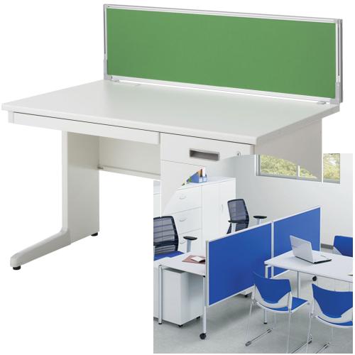 オフィスや学習塾で多く利用されるデスクパーテーション