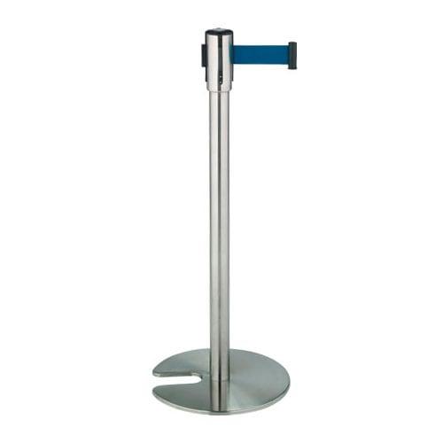 イベント会場や商業施設でお客様の誘導などにベルトやロープで仕切って利用されるベルトパーテーション