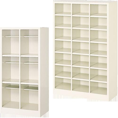 棚付き、棚なしとサイズも豊富で安心安全の日本製シューズロッカー