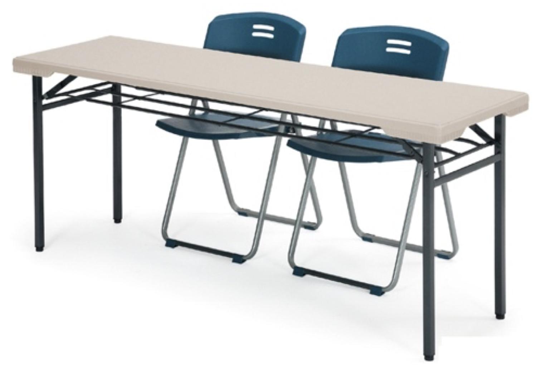 オフィスやイベントでのミーティングテーブル使用イメージ