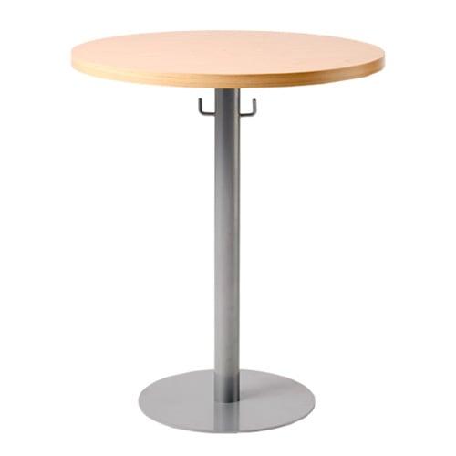 オフィスの休憩室などでもおすすめの丸形ラウンジテーブル