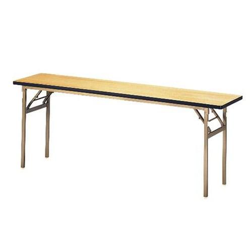 集会場などの公共施設だけでなくレセプションとしても利用できる角形レセプションテーブル