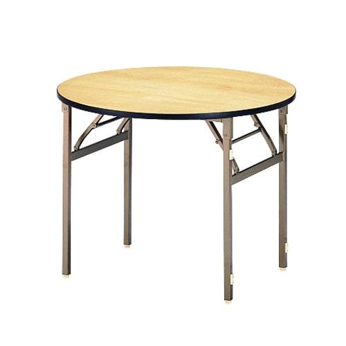円形の宴会などでも利用される激安レセプションテーブル