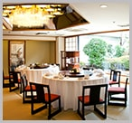 重慶飯店新館個室レストラン(ローズホテル横浜内3階)