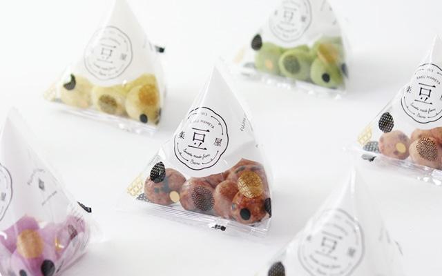 楽豆屋お菓子写真