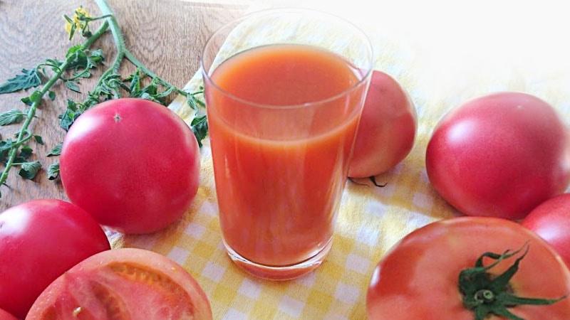 七久里農園トマトジュース