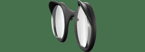 Lens Back Angle