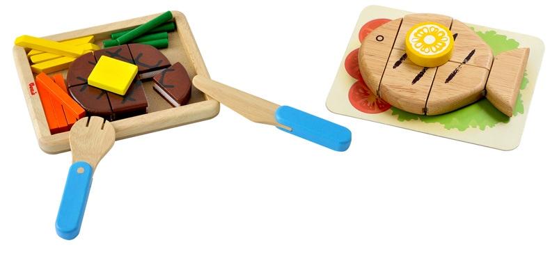 ボイラ メインディッシュ S033A /木のおもちゃ/木製玩具/ウッドトイ/木製トイ/知育おもちゃ/おままごと/教育玩具/