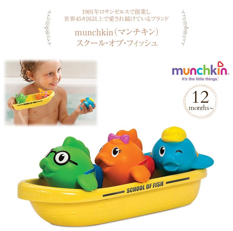 munchkin(マンチキン) スクール・オブ・フィッシュ  TYMU44876